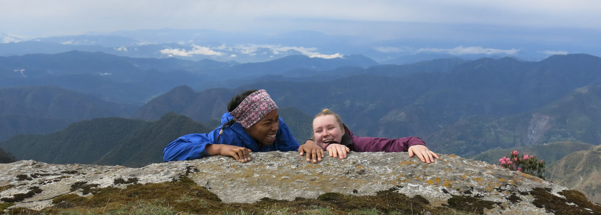 Bønnevandring i Himalaya